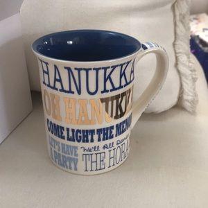 Hanukkah mug new in box